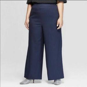 🍂🍁🍂 classy wide leg plus size pant